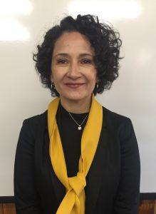 Joanny Carillanca (Profesora)