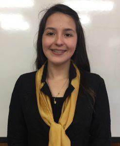 María Constanza Bahamonde (Fonoaudióloga)