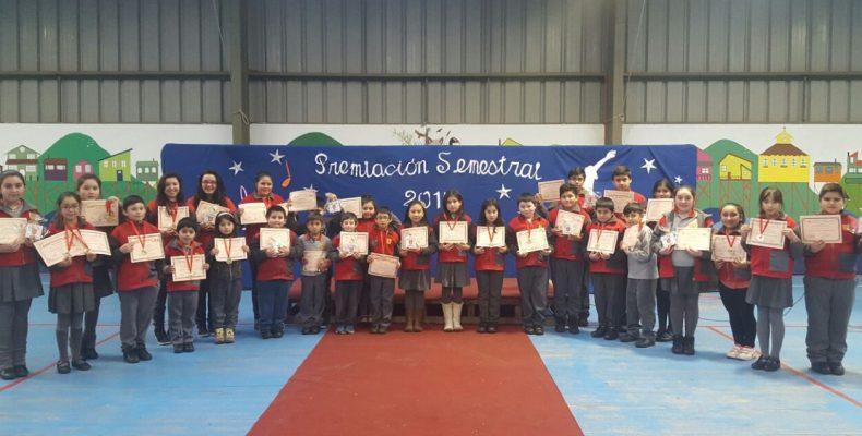 Premiación Semestral